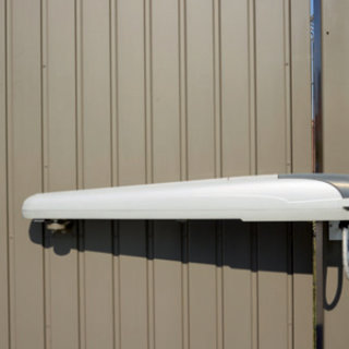 foto MCHBOB vleugelpoortaandrijving